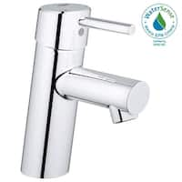 Grohe Concetto Single-Handle Bathroom Faucet S-Size 3427100A StarLight Chrome