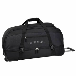 "Travel Select 30"" Drop Bottom Rolling Duffel Bag"