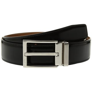 Ferragamo Men's Adjustable Reversible Belt
