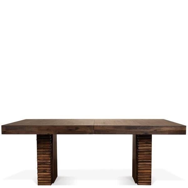 Modern Gatherings Rectangular Dining Table Base Only