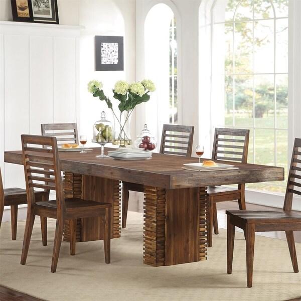 Modern Gatherings Rectangular Dining Table