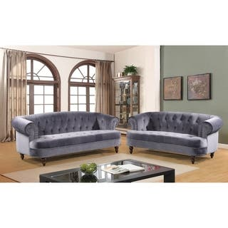 Buy White Living Room Furniture Sets Online At Overstock