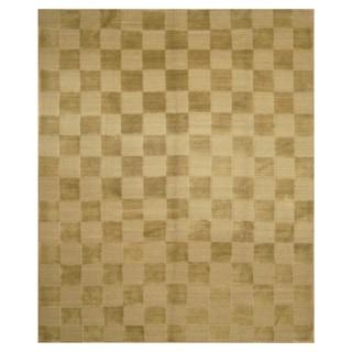 Handmade Tibetan Wool Rug (India) - 8' x 9'10