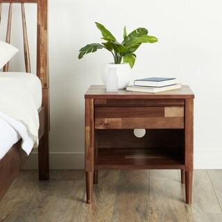 Stone and Stripes Harvey 1-drawer Nightstand