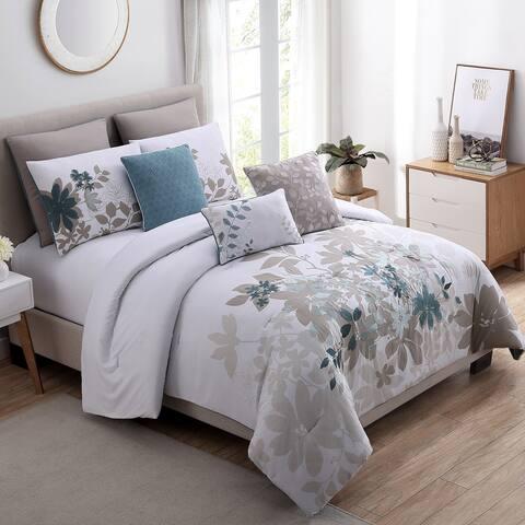 Modern Threads Alana 8-Piece Comforter Set