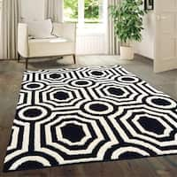 """Westfield Home Hecate Hebe Onyx Area Rug - 7'10"""" x 10'6"""""""