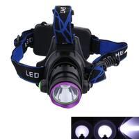 5000LM XM-L T6 LED Rechargeable Head Lamp + 2Pcs 18650 + Charger