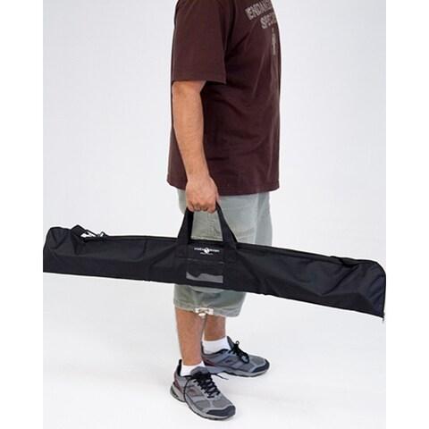 Offex Nylon Easel Bag with Removable Shoulder Strap - Black