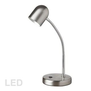 5W LED Table Lamp, Satin Chrome Finish