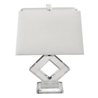 1LT Table Lamp, Polished Chrome Finish