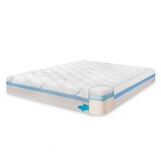"""Cooling Mattress Encasement Cover for 10"""" Mattress - White"""