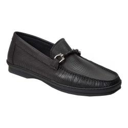 Men's Sandro Moscoloni Benito Moc Toe Loafer Black