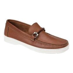 Men's Sandro Moscoloni Benito Moc Toe Loafer Tan