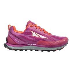 Women's Altra Footwear Superior 3.5 Trail Running Shoe Pink