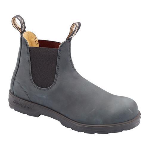 81cf71a0e9f Blundstone Original 500 Series Boot Stout Brown/Blue Gore Leather