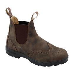 Blundstone Super 550 Series Boot Rustic Brown Brogue Leather