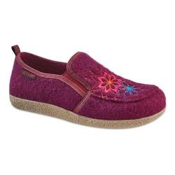 Women's Giesswein Clara Slipper Bordeaux