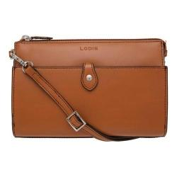 Women's Lodis Audrey RFID Vicky Convertible Crossbody Clutch Toffee