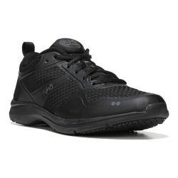 Women's Ryka Seabreeze SR Lifestyle Shoe Black/Meteorite