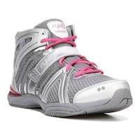 Women's Ryka Tenacity Training Sneaker Silver