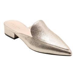 Women's Cole Haan Piper Mule Silver/Metallic Velvet/Glitter