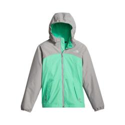 Girls' The North Face Warm Storm Jacket Bermuda Green
