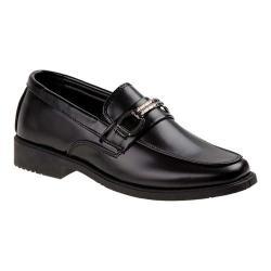 Boys' Josmo O-25025C Loafer Black