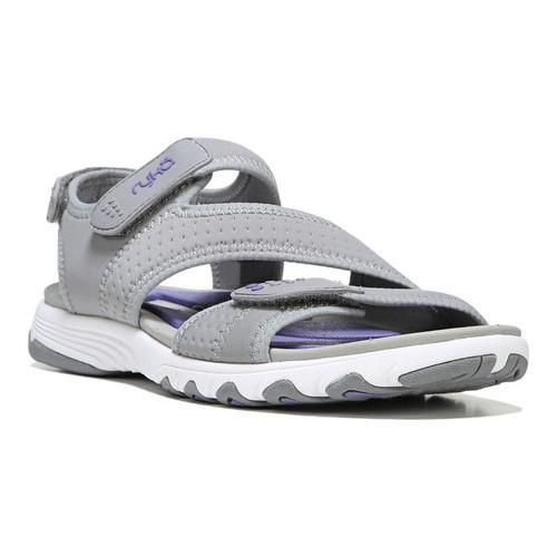 Sandals Ryka Dominica Frost Grey/Ultra Violet