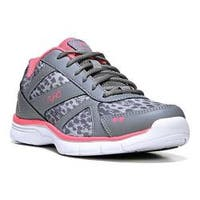 Women's Ryka Dream Training Shoe Frost Grey/Summer Grey/Calypso Coral