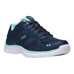 Women's Ryka Dream Training Shoe Insignia Blue/Yucca Mint