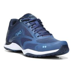 Women's Ryka Grafik 2 Training Sneaker Outer Space/Jet Ink Blue/Dark Blue