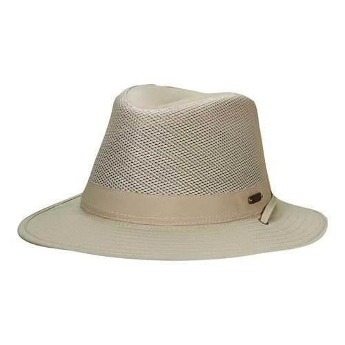 6ce108b99a379 Shop Men s Stetson STC197 Safari Hat Khaki - Free Shipping On Orders Over   45 - Overstock - 18821968