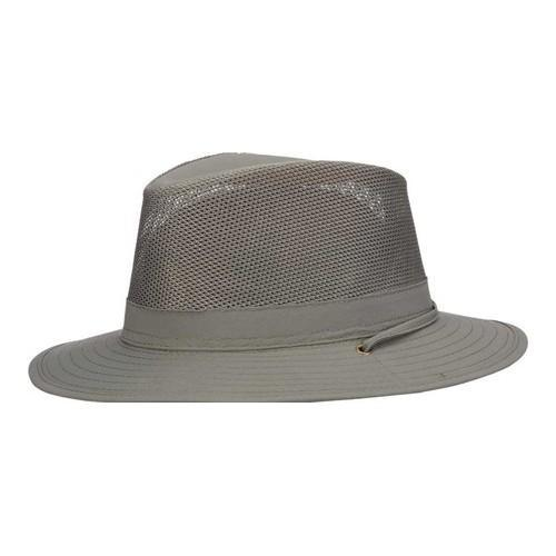 3d2bb0a1d6ade Shop Men s Stetson STC197 Safari Hat Willow - Free Shipping On Orders Over   45 - Overstock.com - 18821970