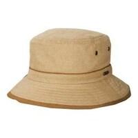 7558bdd7d21 Shop Men s Stetson STC293 Bucket Hat Camo - Free Shipping On Orders ...