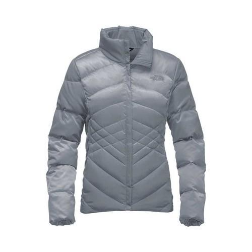 70d8212c2a Shop Women s The North Face Aconcagua Jacket Mid Grey - Free ...