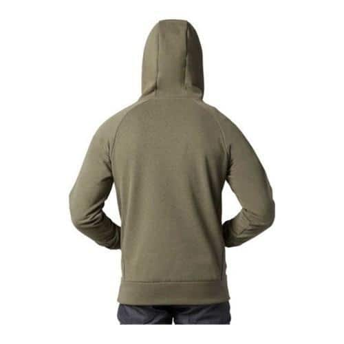 4e70d882b Men's The North Face Avalon Half Dome Hoodie Burnt Olive Green  Heather/Asphalt Grey | Overstock.com Shopping - The Best Deals on Shirts