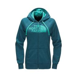 Women's The North Face Avalon Half Dome Full Zip Hoodie Egyptian Blue Heather/Vistula Blue