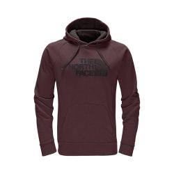Men's The North Face Avalon Half Dome Hoodie Sequoia Red Heather/Brunette Brown