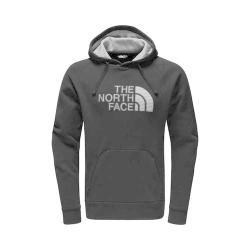 Men's The North Face Avalon Half Dome Hoodie TNF Black/Zinc Grey Stripe