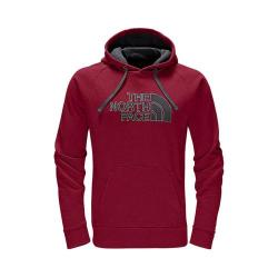 Men's The North Face Avalon Half Dome Hoodie TNF Red/Asphalt Grey