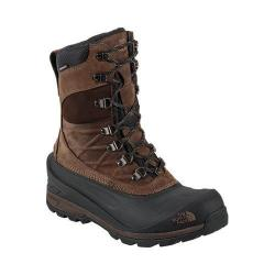 b4c9216466e Men's The North Face Chilkat 400 Demitasse Brown/TNF Black | Overstock.com  Shopping - The Best Deals on Boots