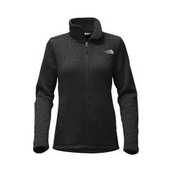 Women's The North Face Crescent Full Zip TNF Black Heather