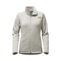 Women's The North Face Crescent Full Zip Vintage White Heather