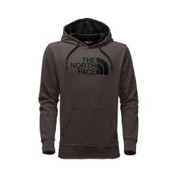 Men's The North Face Half Dome Hoodie Falcon Brown/TNF Black