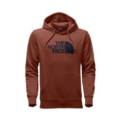Men's The North Face Half Dome Hoodie Ketchup Red Heather/Urban Navy