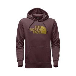 Men's The North Face Half Dome Hoodie Sequoia Red Heather/Arrowwood Yellow
