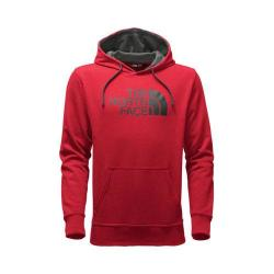 Men's The North Face Half Dome Hoodie TNF Red/Asphalt Grey 2016