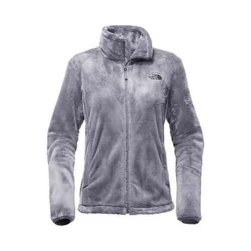 92c2fdd090d5 Shop Women s The North Face Osito 2 Jacket Mid Grey - Free Shipping Today -  Overstock - 18822174