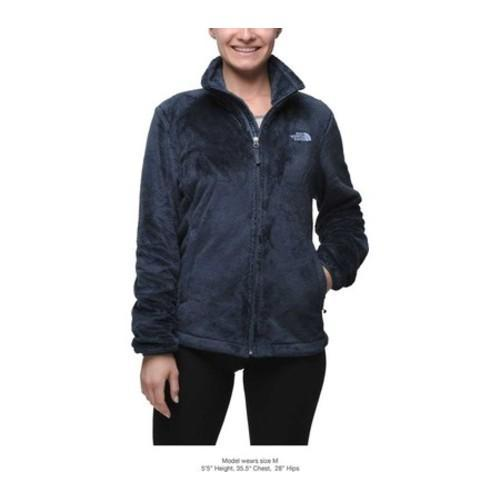48eb09d087766 Shop Women s The North Face Osito 2 Jacket TNF Black - Free Shipping ...