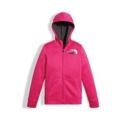 Girls' The North Face Surgent Full Zip Hoodie Petticoat Pink